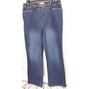 Faded Glory womens jeans Vintage Boot cut Stretch